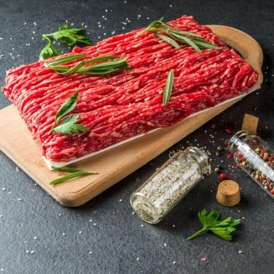 carne picada ternera cachena
